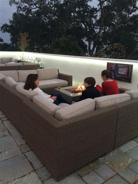 commercial pits outdoor the white house hotel client spotlightportablefireplace