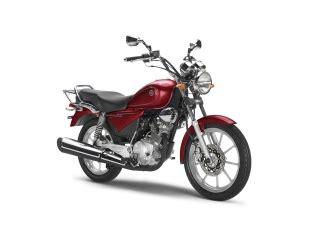 Yamaha Motorrad 15 Ps by Yamaha 125er Motorrad News