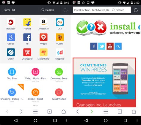 moboginie apk android apps uc browser
