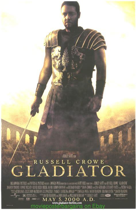 film kingdom gladiator kingdom of heaven gladiator movie poster orland bloom ebay