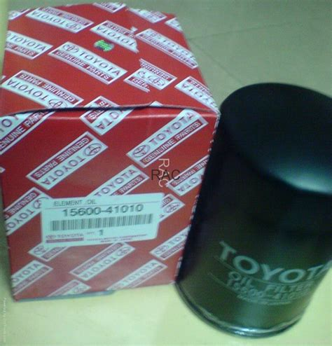 toyota products oil filter for toyota 15600 41010 toyota china