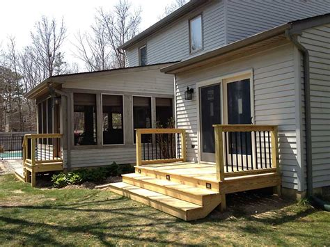 Small Home Designs With Deck South Jersey Construction Projects Walter Renovations
