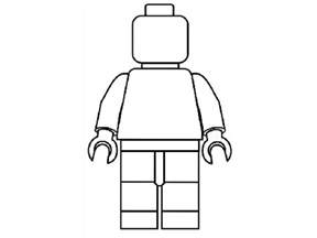 Lego Outline by Artimus Prime 7th Grade Sketchbook Assignments