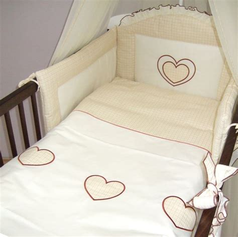 canopy bedding sets luxury 7 piece embroidered baby canopy bedding set for cot