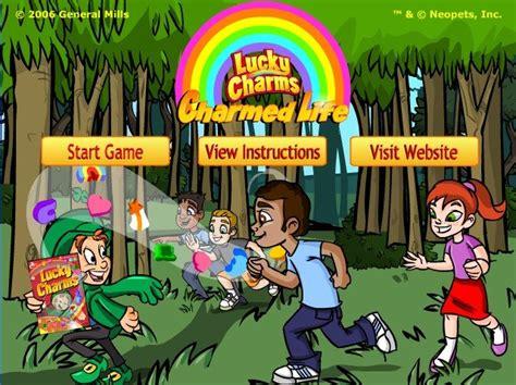 Lucky Charms Sweepstakes Games - nickelodeon 4teen s 233 ries et dessins anim 233 s pour enfants des jeux et des vid 233 os