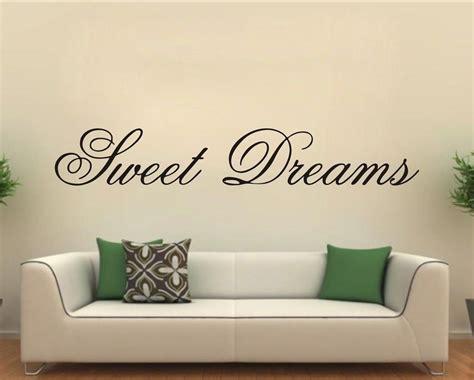 bedroom vinyl stickers sweet dreams bedroom wall sticker vinyl decal sticker wall