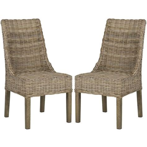 Wicker Dining Room Arm Chairs 25 Best Ideas About Rattan Dining Chairs On
