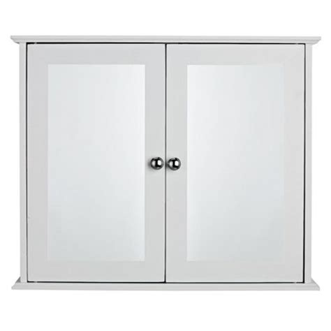 White Wooden Bathroom Cabinet Buy Sheringham White Wood Door Bathroom Cabinet