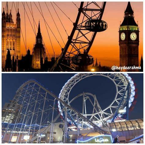 Garden City Eyecare by Momozen Ferris Wheel Destinasi Wisata Seru Di Jakarta