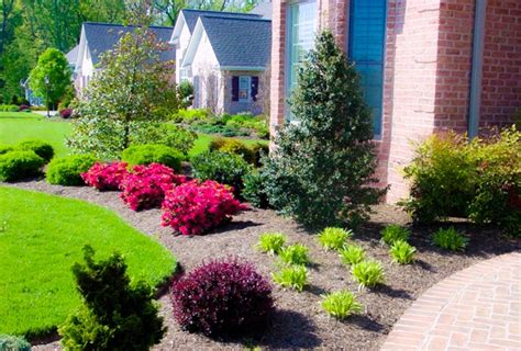 landscaping a large front yard