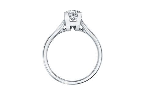 Wedding Rings Logo by Hw Logo Engagement Ring Harry Winston