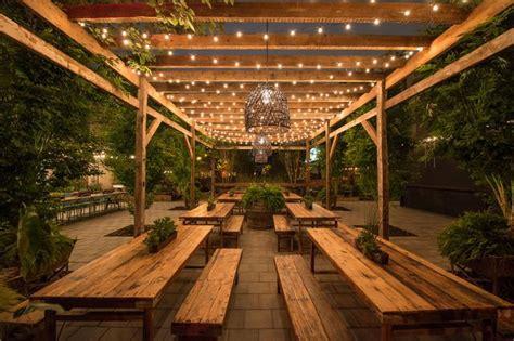 Pub Garden Ideas Before After South Philadelphia Pop Up Garden