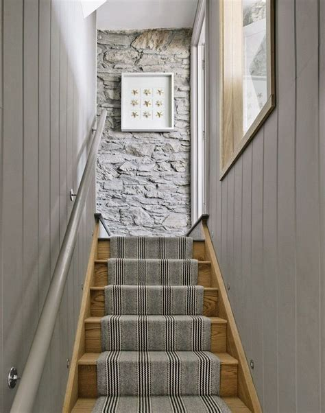 25 best ideas about stairway wall decorating on