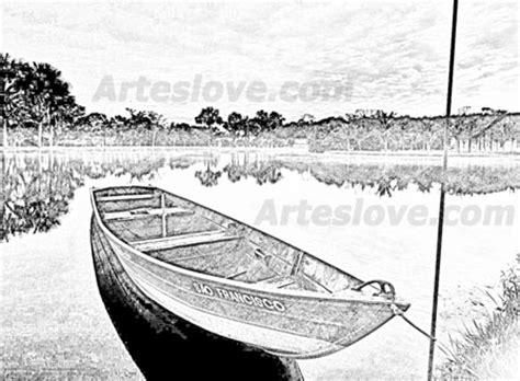 imagenes de barcos a lapiz barcos dibujados