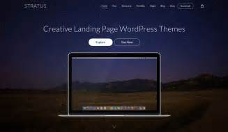 20 best landing page wordpress themes for apps products
