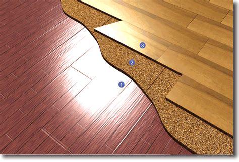 isolamento acustico a pavimento isolamento termico a pavimento