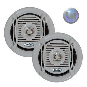 axis boats ebay axis marine speakers 130w flush mount 5inch outdoor new ebay