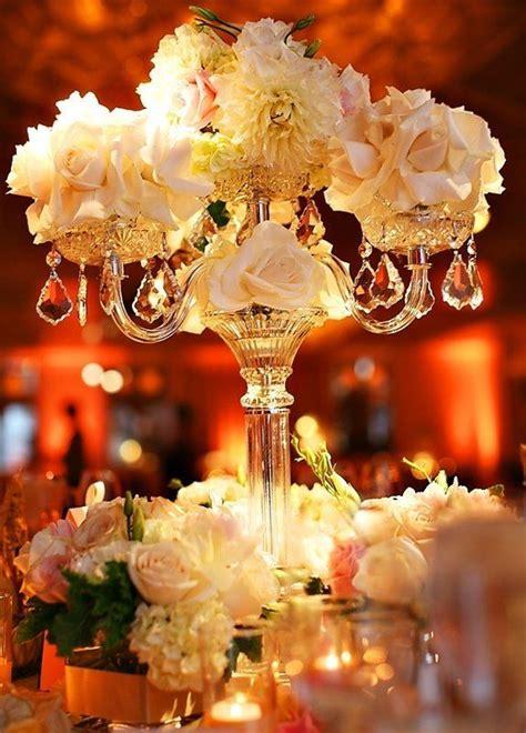 candelabra wedding centerpieces with flowers 31 best candelabra flowers images on pinterest