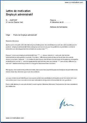 Exemple De Lettre Administrative Demande De Recrutement lettre administrative demande lettres types administratives lamalledumartroi