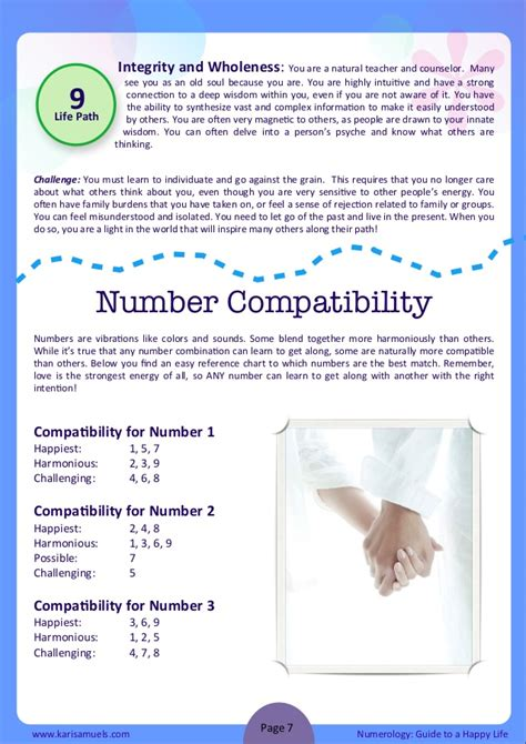numerology guide to a happy life ebook
