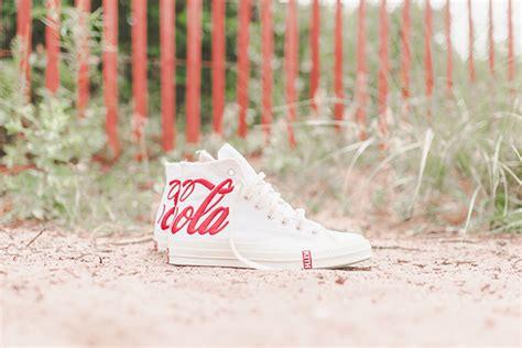 Converse 70s High X Kith X Cocacola White kith x coca cola x converse chuck all 70 nitrolicious