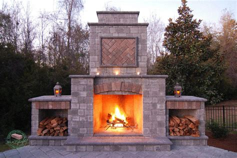 Paver Fireplace by 12 12 Lowcountry Cobble Lowcountry Paver Quotes