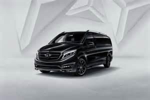 Mercedes V Mercedes V Class Kit Black