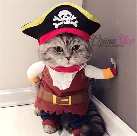 Baju Anjing Kucing I My Diskon jual beli baju kucing anjing bajak laut pirate baru
