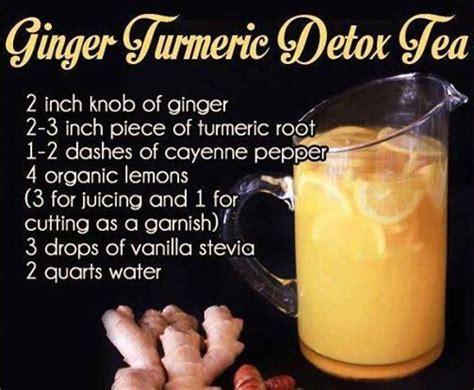 Turmeric Detox Balancetea Bags by Turmeric Detox Tea Packet Recipe Will Be Included
