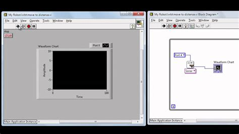 labview tutorial lego mindstorm programing for lego mindstorms nxt labview for lego