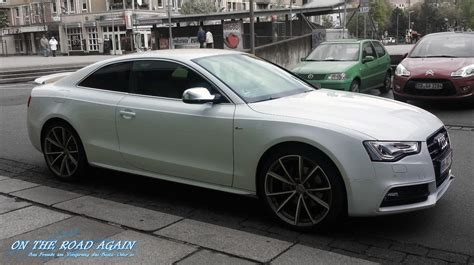 Audi A5 Dtm Edition by Audi A5 3 0 Tdi Quattro Coup 233 Dtm Special Edition On The