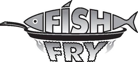 template for flyer free fish fry dinner clipart 20