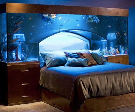 fish tank headboard aquarium headboard best 25 fish tank bed ideas on
