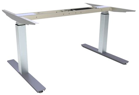 height adjustable desk base electra electric height adjustable desk base by imovr