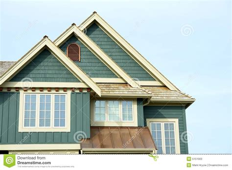 house plans with attic house home roof gable siding stock image image 5151003