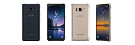 Samsung S8 Active enjoy your entertainment virtually anywhere with the rugged and durable samsung galaxy s8 active