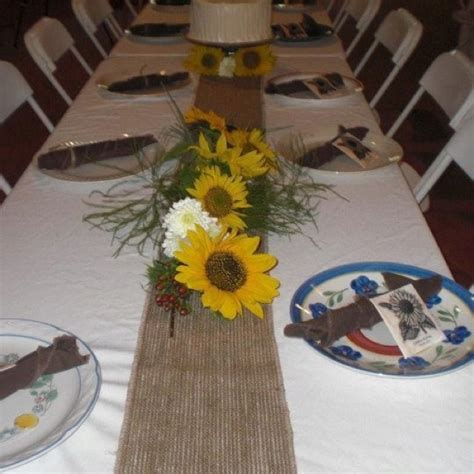 sunflower table settings sunflower table decorations creative world