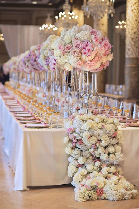 wedding ideas long wedding tables wedding inspirations