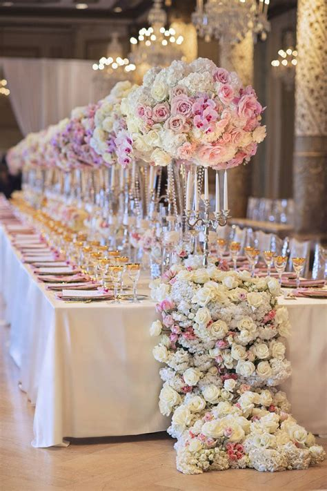 Wedding Ideas : Long Wedding Tables   Wedding Inspirations