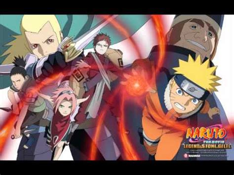 film naruto for you tube naruto and the legend of the stone of gelel movie review