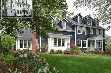 modern family transforms colonial home remodeling