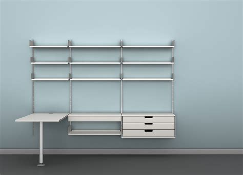 what s the cost 606 universal shelving system vits
