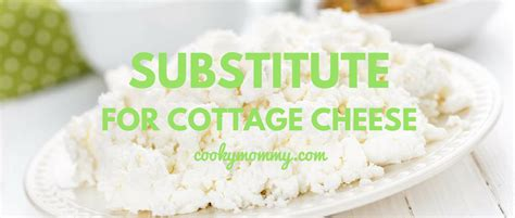 Best Tip Ever Good Substitute For Cottage Cheese April Substitution For Cottage Cheese