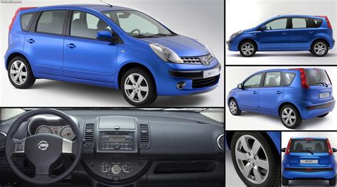 nissan note 2006 nissan note 2006 pictures information specs