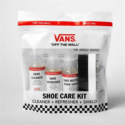 care athletic shoe care kit shoe care kit shop shoes at vans