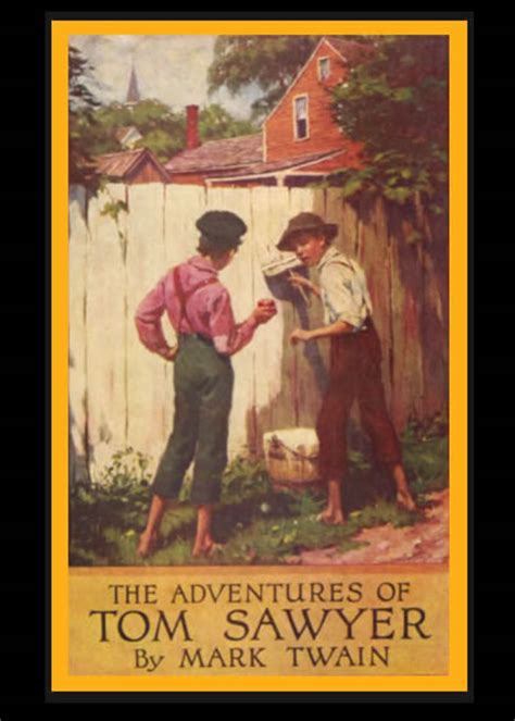 the adventures of tom sawyer books quotes from tom sawyer book quotesgram