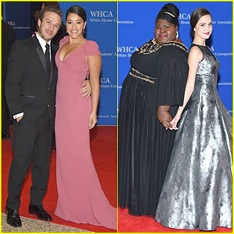 gina rodriguez 2015 white house haley joel osment photos news and videos just jared jr