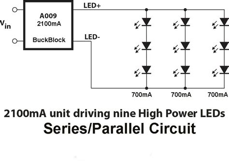 series parallel circuit diagram lightsabers