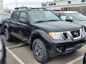 Nissan Frontier Pro 4x Wheels 2016 Nissan Frontier Pro 4x 4x4 Black Woodchester Nissan