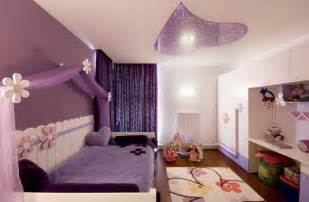 Purple Paint Bedroom - purple rooms and interior design inspiration